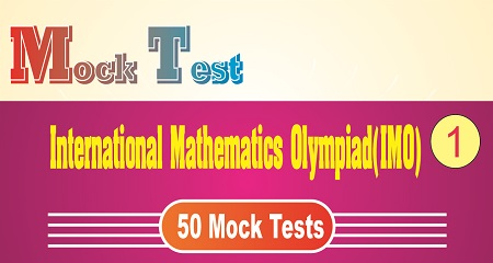 IMO Mock Test Class 1