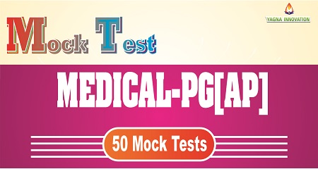 MEDICAL-PG[AP] Mock Test